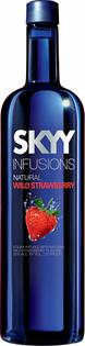 Skyy Vodka Infusions Wild Strawberry 750ml